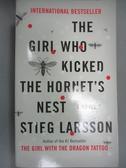 【書寶二手書T2/原文小說_LEM】The Girl Who Kicked the Hornet s Nest_Stie