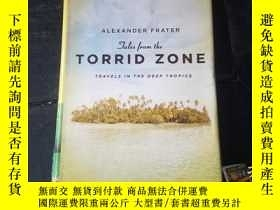 二手書博民逛書店TALES罕見FROM THE TORRID ZONEY2716