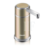 PHILIPS飛利浦超濾櫥上型淨水器 WP3884(香檳金) 免運費