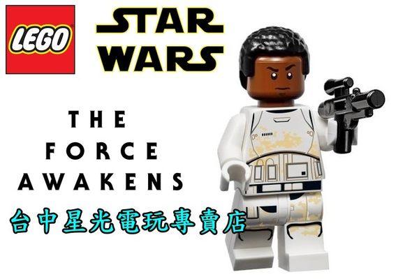 【LEGO 可刷卡】☆ 30605 樂高星際大戰 原力覺醒 白色 風暴兵 芬恩 FINN ☆【FN-2187】