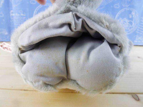 【震撼精品百貨】となりのトトロTotoro_手指絨毛娃娃-龍貓造型-淺灰色