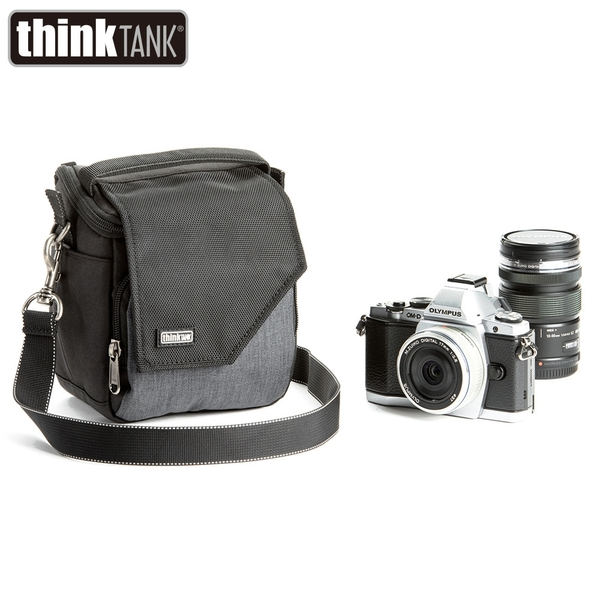 【thinkTank 創意坦克】Mirrorless Mover 10 微單眼側背包-共三色 公司貨
