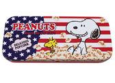 【卡漫城】 Snoopy 爆米花 鉛筆盒 ㊣版 日本限定 史奴比 史努比 馬口鐵 筆盒 花生漫畫 糊塗塔克
