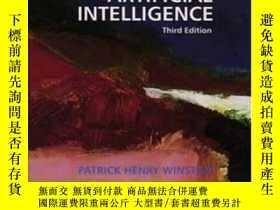 二手書博民逛書店Artificial罕見Intelligence (3rd Edition)Y364153 Patrick H