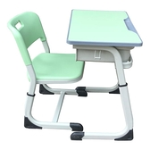 中小學生兒童升降課桌椅套裝培訓椅課桌學校輔導學習桌椅NMS 樂活 館