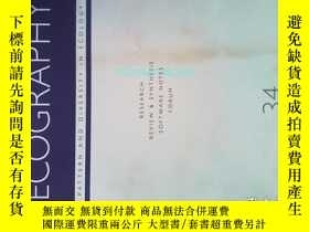 二手書博民逛書店ECOGRAPHY罕見PATTERN AND DIVERSITY IN ECOLOGY 08 2011 生態學