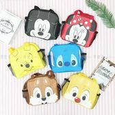 【KP】迪士尼大臉餐袋 米奇米妮 小熊維尼 史迪奇 奇奇蒂蒂 便當袋 正版授權 DTT0522338