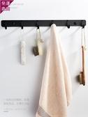 掛衣架 掛鉤超強力粘膠粘鉤承重墻壁墻上掛衣架壁掛一排無痕長條強粘粘墻【快速出貨】