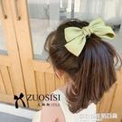 20春夏韓國女童發飾新款發卡緞面蝴蝶結頂夾兒童公主頭飾發夾 設計師生活