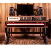 [唐尼樂器] 分期免運 BACKBONE Headquarte 音樂工作站 人體工學 專業錄音桌 錄音室工作桌