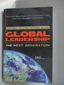 【書寶二手書T4/原文書_ZAF】Global Leadership-The Next Generation_Golds