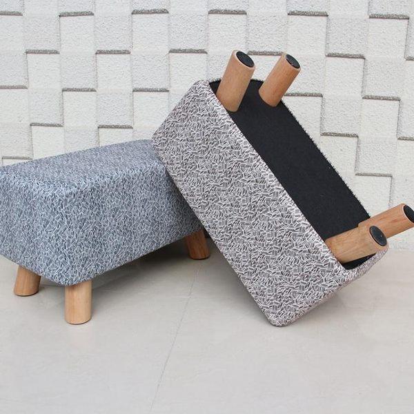 換鞋凳客廳長沙發凳子布藝長凳整裝凳可拆洗·花漾美衣 IGO