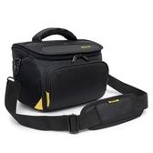 相機皮套 尼康相機包 單反D7200D7100D7000 D5300 D3400D90便攜側背攝影包 非凡小鋪