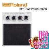 【小麥老師樂器館】Roland SPD::ONE PERCUSSION SPD-1P 打擊板
