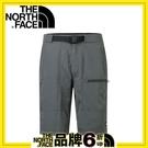 【The North Face 美國 男 抗UV防潑水短褲/30《深灰》】3GIR/防潑水/防塵/透氣/運動短褲