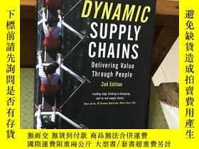 二手書博民逛書店Dynamic罕見Supply Chains: Deliveri