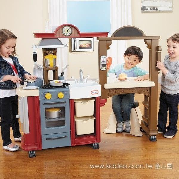 【美國 Little Tikes】美廚餐廳 (幼教社 親子餐廳 感覺統合 教具 遊具 批發 玩具 童書 採購)