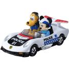迪士尼小汽車 米奇妙妙保衛隊 DS-01 米奇+布魯托_DS14226