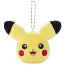 【震撼精品百貨】神奇寶貝_Pokemon~Pokemon GO 精靈寶可夢 Mocchi-Mocchi 皮卡丘吊飾(笑)