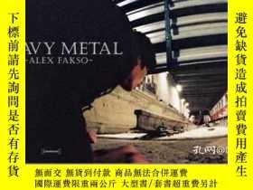 二手書博民逛書店Heavy罕見Metal重金屬,英文原版Y449990 Alex Fakso Damiani ISBN:978