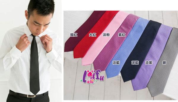 ★草魚妹★K35手打8cm防水細斜紋上班領帶手打領帶 ,售價200元