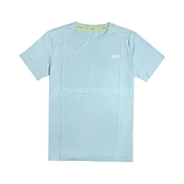 Asics 短袖T恤 JSY Tokyo SS T 1 水藍 白 男款 短T 東京 運動休閒 【ACS】 2191A226400