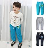 Augelute 保暖棉褲 居家刷毛長褲 保暖褲 男童 女童 兒童 抽繩鬆緊腰休閒棉褲 35181