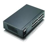 合勤 ZYXEL ES-1100-16 16埠乙太網路無網管型交換器
