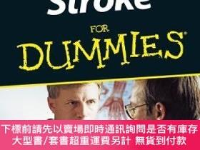 二手書博民逛書店預訂Stroke罕見For DummiesY492923 John Marler John Wiley &am