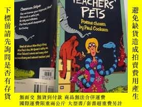 二手書博民逛書店teachers罕見pets 教師寵物Y200392