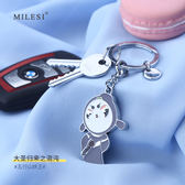 大聖歸來混沌鑰匙扣汽車創意卡通可愛鑰匙鍊個性男女鑰匙圈環掛件 聖誕交換禮物