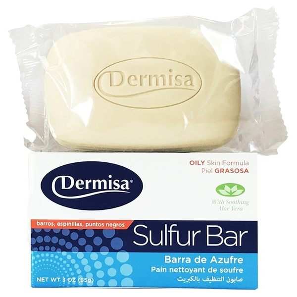 DERMISA美國粉刺淨膚皂85G