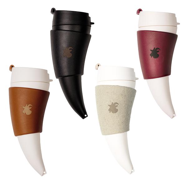 【福利品】GOAT STORY Goat Mug 山羊角咖啡杯 12oz / 350ml(送麻布袋)