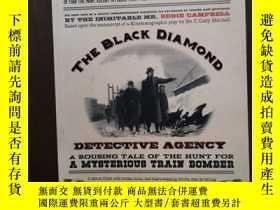 二手書博民逛書店The罕見Black Diamond Detective Age