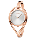 Calvin Klein CK優雅設計款腕錶(K6L2S616)33mm
