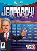 WiiU Jeopardy 傑帕迪(美版代購)