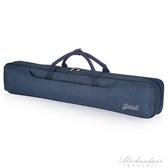 竹笛包七支裝笛子包便攜笛簫包可提可背75厘米90厘米笛子保護套袋 黛尼時尚精品