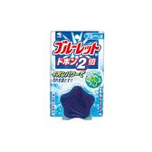 日本小林星星馬桶清潔錠120g-藍色薄荷