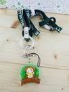 【震撼精品百貨】Hello Kitty 凱蒂貓~造型手機掛繩-黑森林