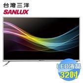 台灣三洋 SANLUX 32吋LED液晶電視 SMT-K32LE5