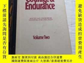 二手書博民逛書店Great罕見Stories of Courage & Endu