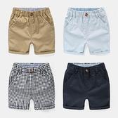 男童短褲子夏裝夏季童裝兒童寶寶1歲3潮小童嬰兒休閒薄款外穿夏天 幸福第一站