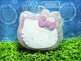 【震撼精品百貨】Hello Kitty 凱蒂貓~便條紙附整理盒-夾板附紙【共1款】
