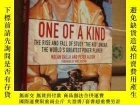 二手書博民逛書店ONE罕見OF A KIND:The rise and fall