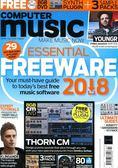 COMPUTER music 7月號/2018 第257期+DVD