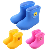 兒童雨鞋  防水雨鞋 防水鞋 防水靴可愛動物雨靴 寶寶雨鞋 88154