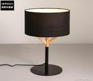 INPHIC- 北歐時尚布藝木質床頭燈 現代簡約亞麻布藝臥室木藝檯燈-B款_S197C