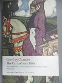 【書寶二手書T4/原文小說_LMO】The Canterbury Tales_Geoffrey Chaucer