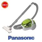 Panasonic 國際牌 MC-CL630 300W雙旋風無紙袋集塵式吸塵器 綠色 公司貨