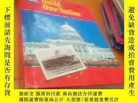 二手書博民逛書店Build罕見Our Nation 原版精裝本Y23609